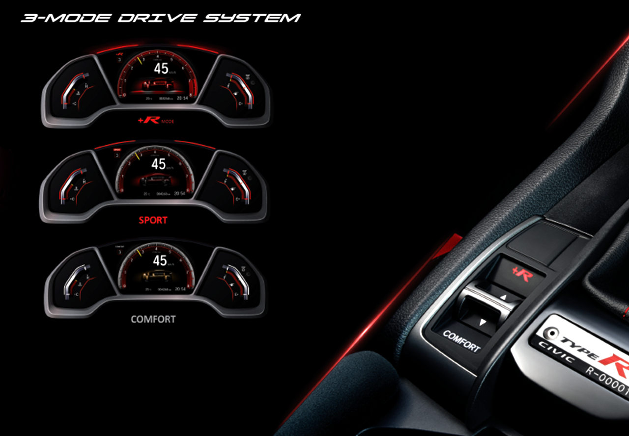 3-MODE-DRIVE-SYSTEM