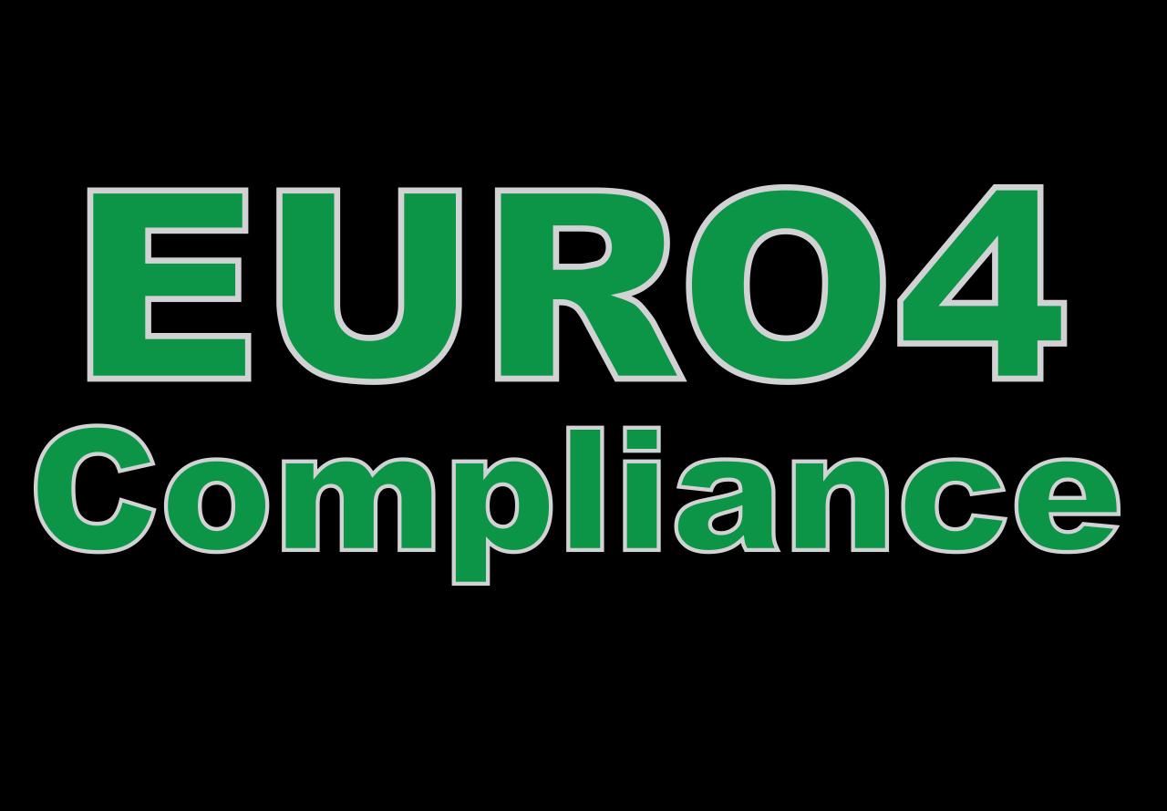 EURO4-Compliance