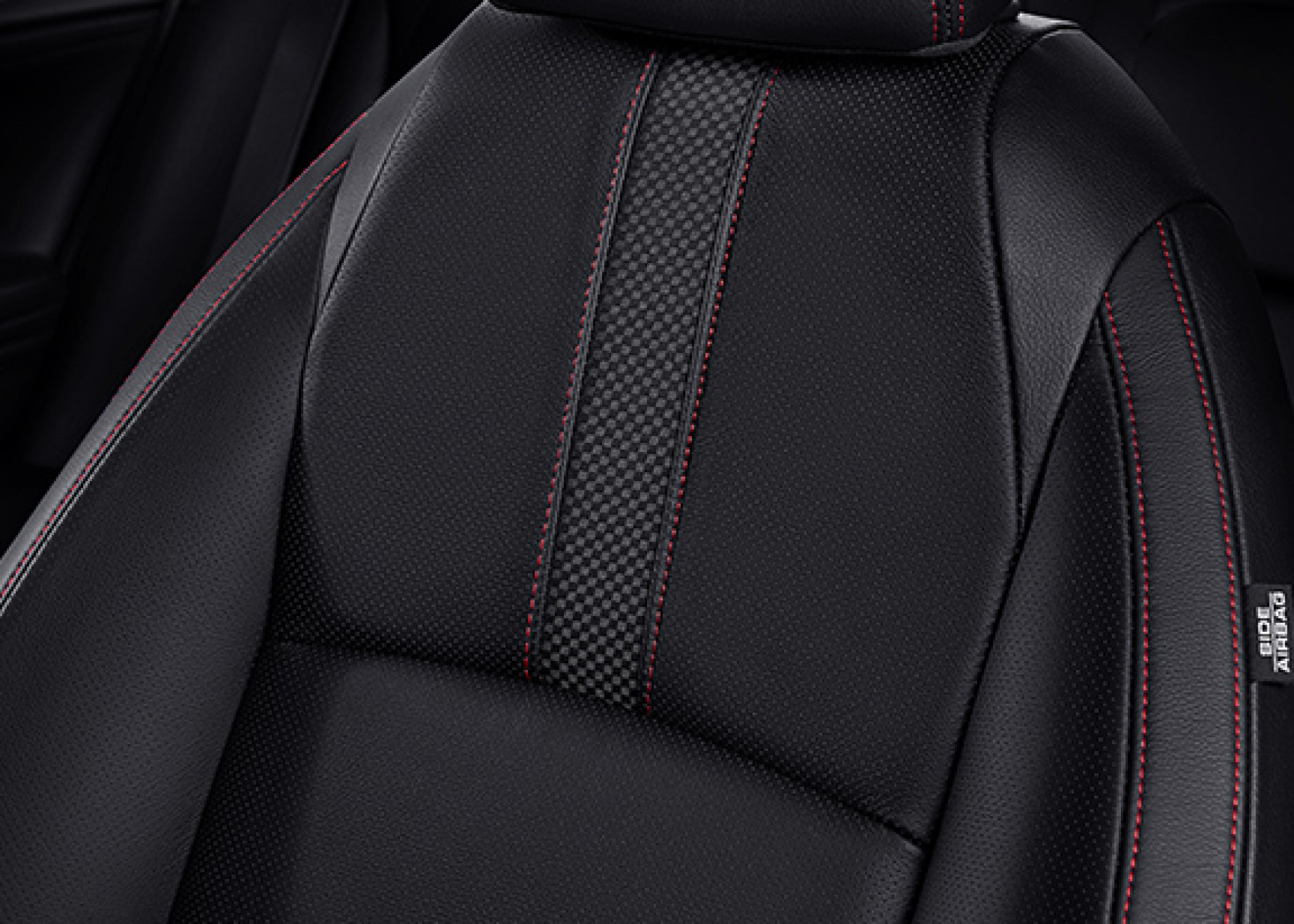 NEW-LEATHER-TRIMMED-SEAT-WITH-RED-STITCHES