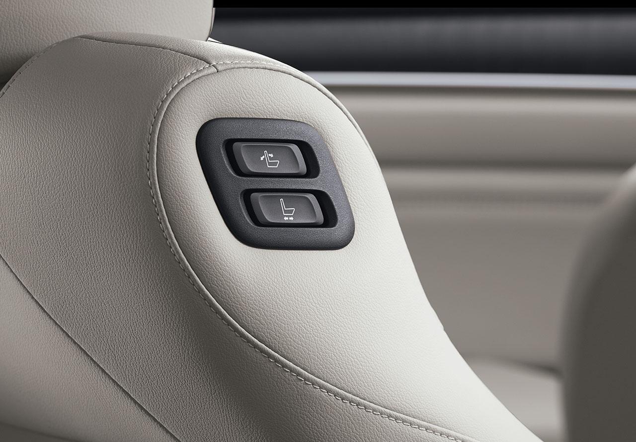 Passenger-Seat-Adjustment
