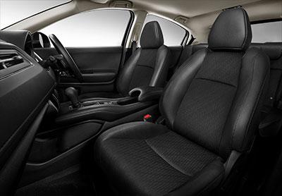 Semi-Leather-Seat