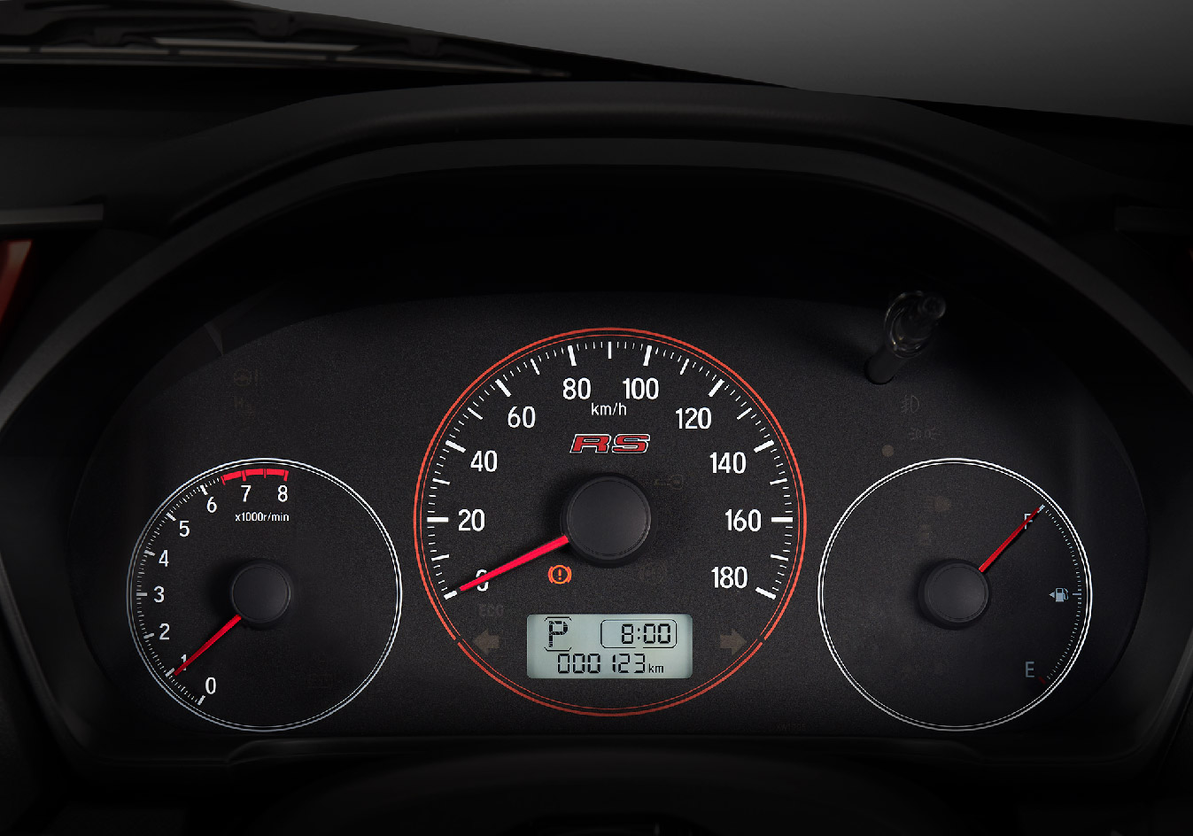 Sporty-Meter-Cluster-with-RS-Logo